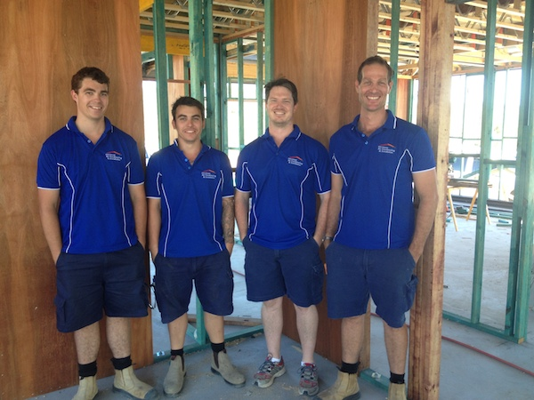 the brisbane air conditioning and installation team